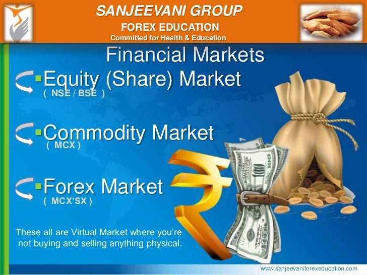 Sanjeevani forex Education India 9766335115 Slide 3