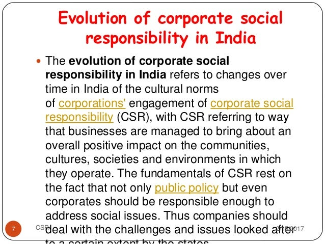 corporate social reporting practices in india Perceptions of india by businesses (balasubramanian et al, 2005), corporate social reporting (raman, 2006), and policies and practices of multi-national corporations (mncs.