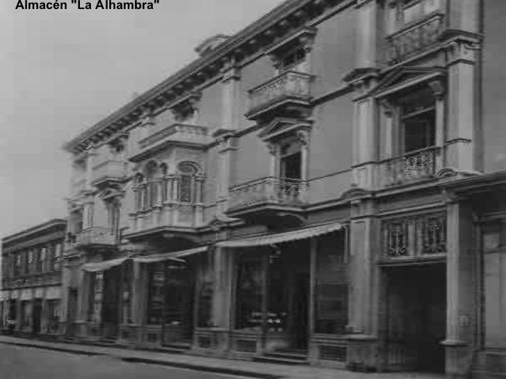 "Almacén ""La Alhambra"""