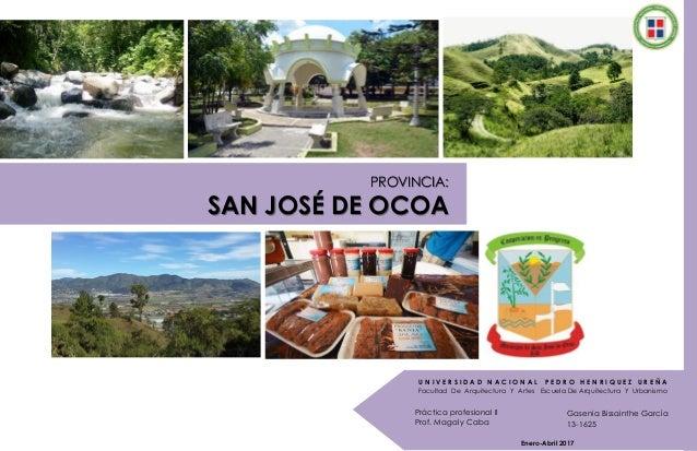 San José de Ocoa, Rep. Dom.