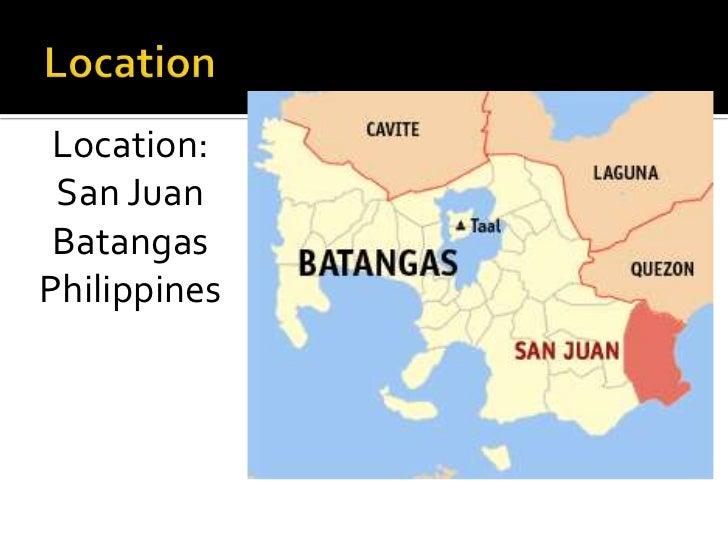 san juan batangas philippines