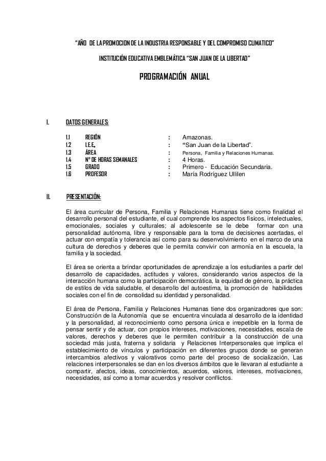 """""""AÑO DE LA PROMOCION DE LA INDUSTRIA RESPONSABLE Y DEL COMPROMISO CLIMATICO"""" INSTITUCIÓN EDUCATIVA EMBLEMÁTICA """"SAN JUAN D..."""
