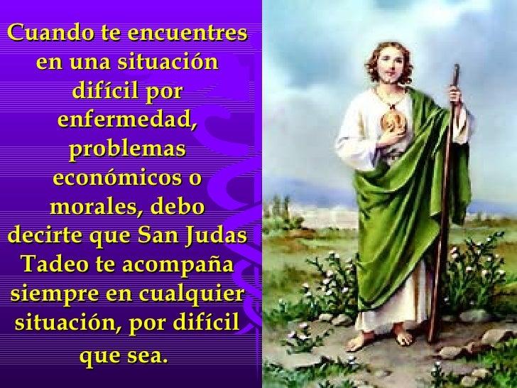 Imagenes De San Judas Con Frases
