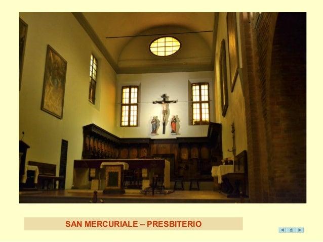 SAN MERCURIALE – PRE SBITERIO