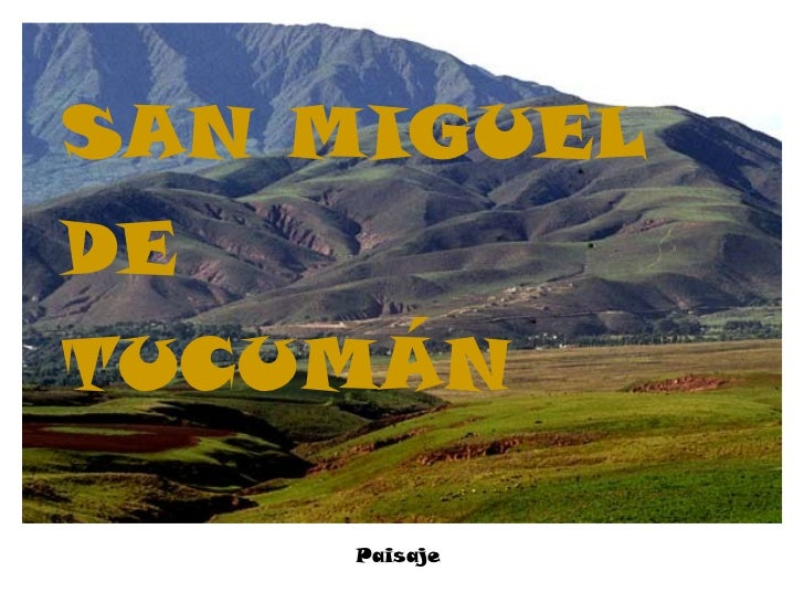 san miguel de tucuman latino personals Listen to the best san miguel de tucumán, argentina radio stations and more than 50000 online radio stations for free on mytuner-radiocom easy to use internet radio.