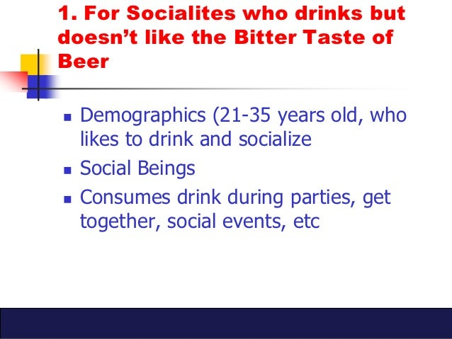 beer marketing plan Liquor marketing possibilities range from promotions at wine tastings to party cruises on the high seas by a beer brand sex and sports themes are often used to advertise beer and some hard liquor brands.