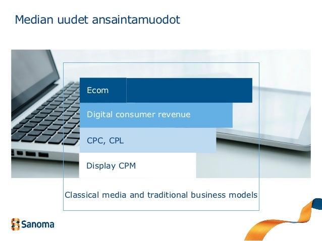 Sanoma ja median murros magenta advisory for Sanoma digital