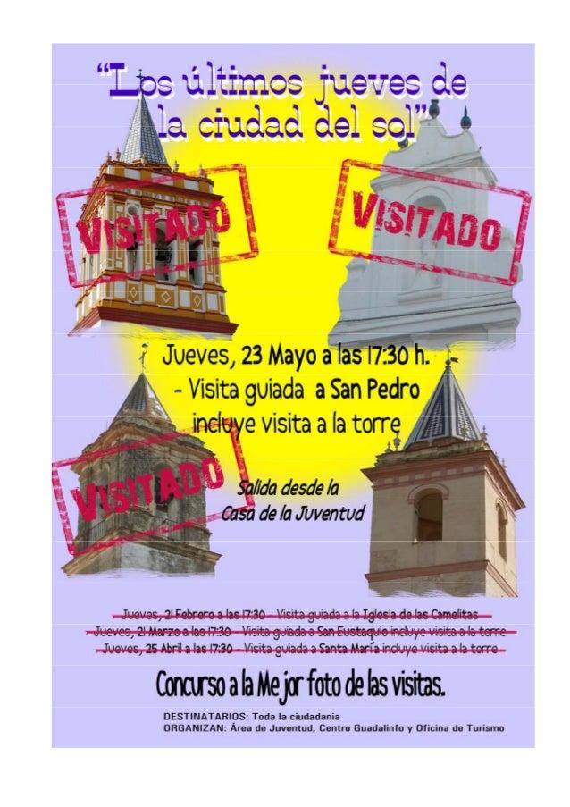 ECHALE UN VISTAZO A TUS MONUMENTOS.IGLESIA DE SAN PEDRO2IGLESIA DE SAN PEDROLa iglesia de San Pedro del Castillo es la igl...