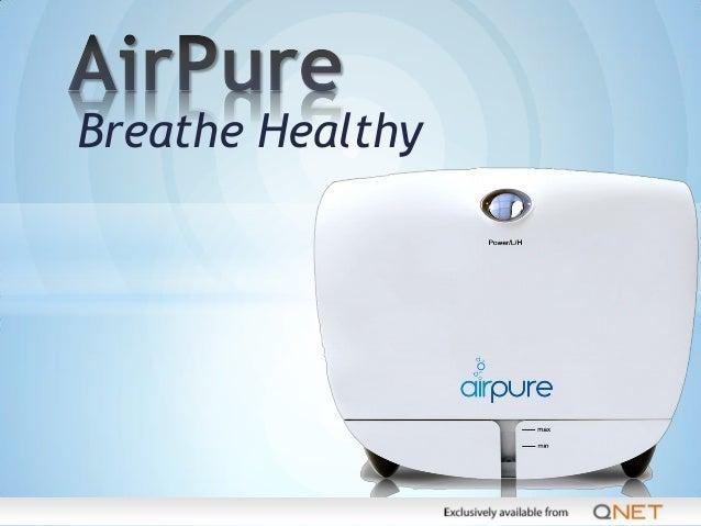 Breathe Healthy