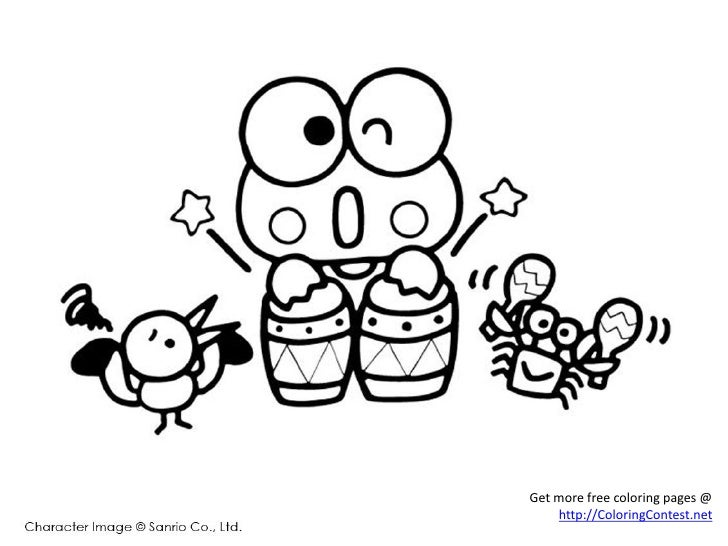 Get More Free Coloring Pages @ Http://ColoringContest.net; 15.