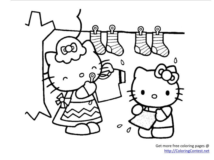 Coloring Slip Coloring Pages