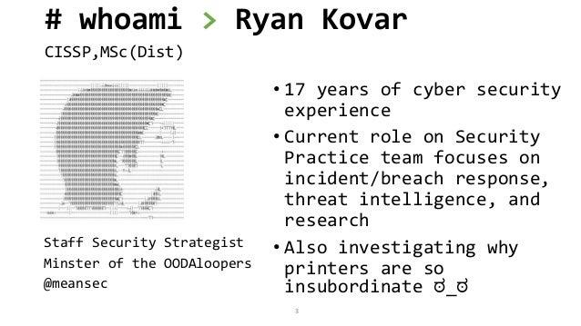Threat Intelligence Victory Garden Slide 3