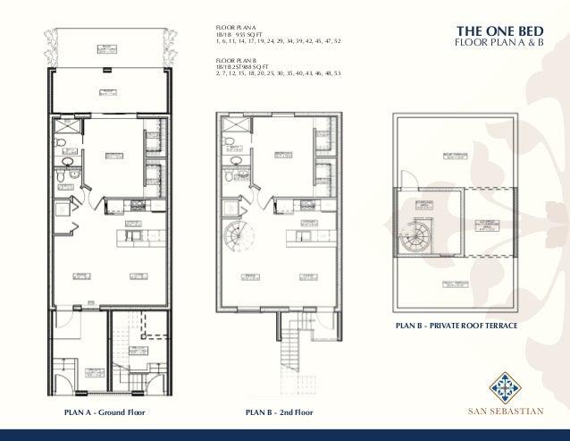 San sebastian residential property for lease
