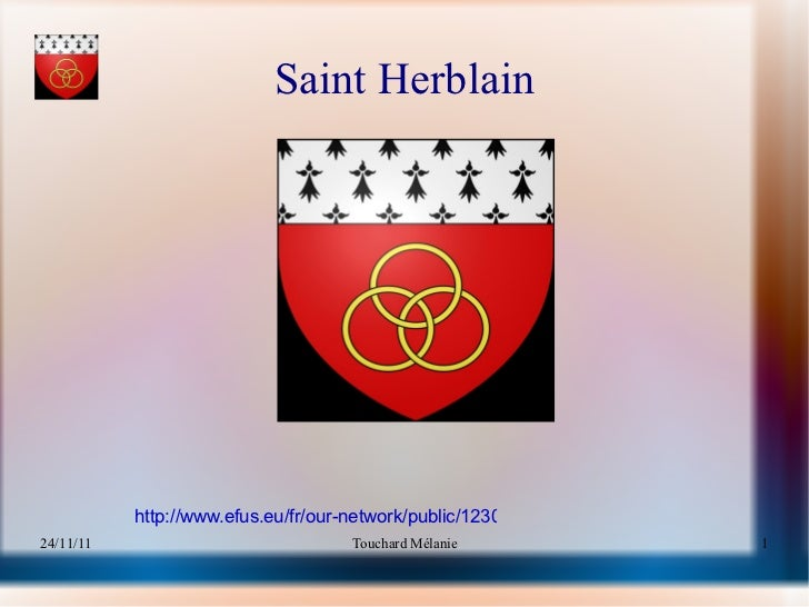 Saint Herblain http://www.efus.eu/fr/our-network/public/1230/
