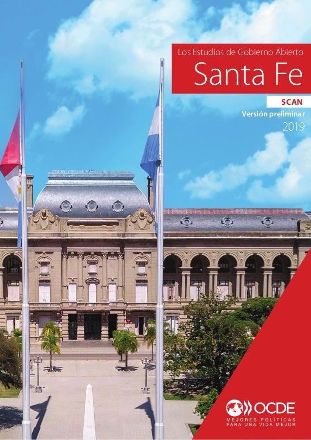 85 Santa Fe Los Estudios de Gobierno Abierto SCAN 2019 Versión preliminar