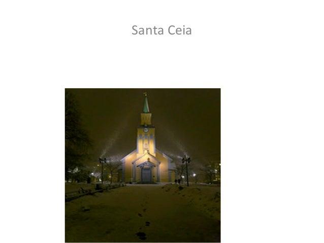 Santa CeiaSanta Ceia