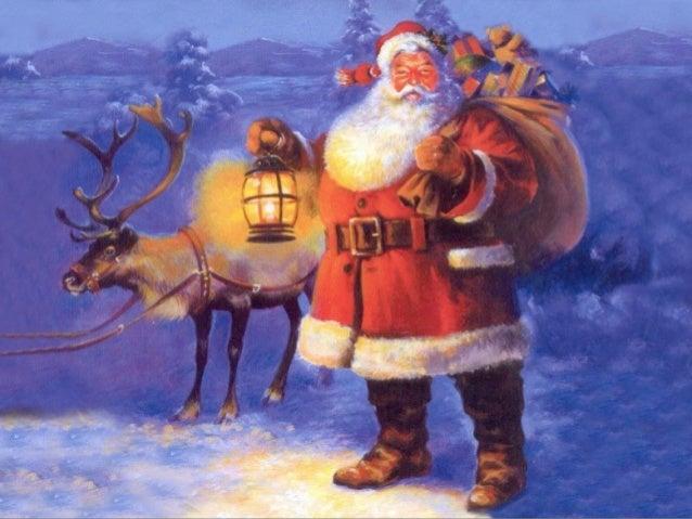 Santa Claus is coming.( Nikos) Slide 2