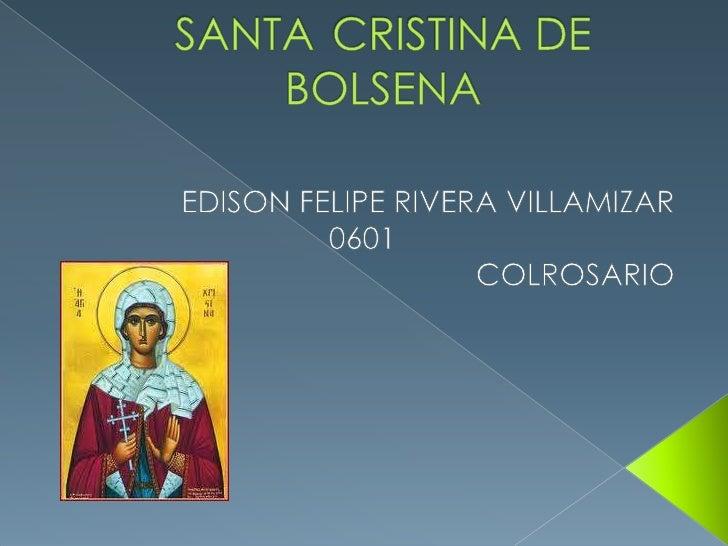 Santa cristina de bolsena 2