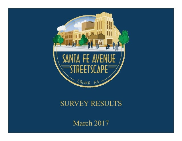 SURVEY RESULTS March 2017