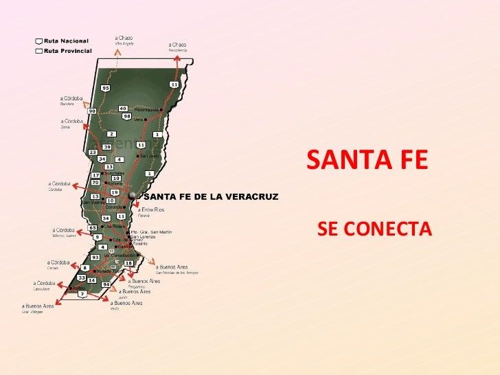 SANTA FESE CONECTA