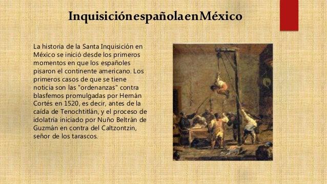 la inquisicion en mexico pdf