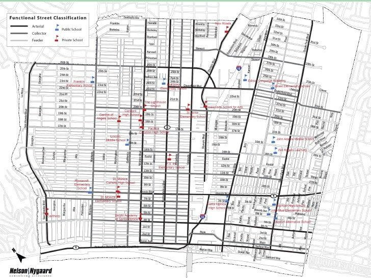 Santa Monica Street Typologies Tumlin Cnu