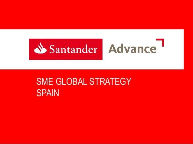 SME GLOBAL STRATEGY SPAIN