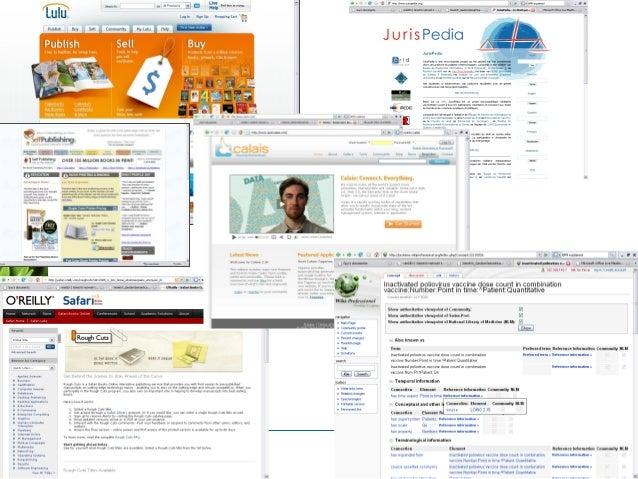 En medio del cambio…  Foco en la Semántica…  …Web  …Tecnologías  …Publicación
