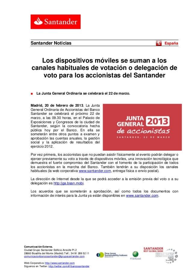 Santander Noticias                                                                  España         Los dispositivos móvile...