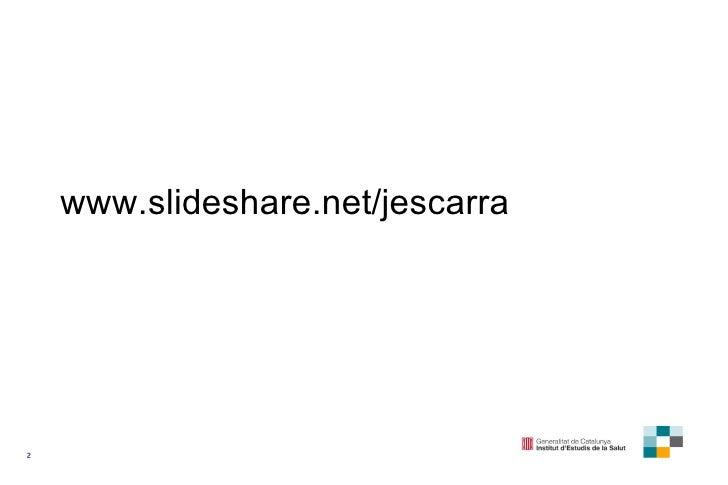www.slideshare.net/ jescarra