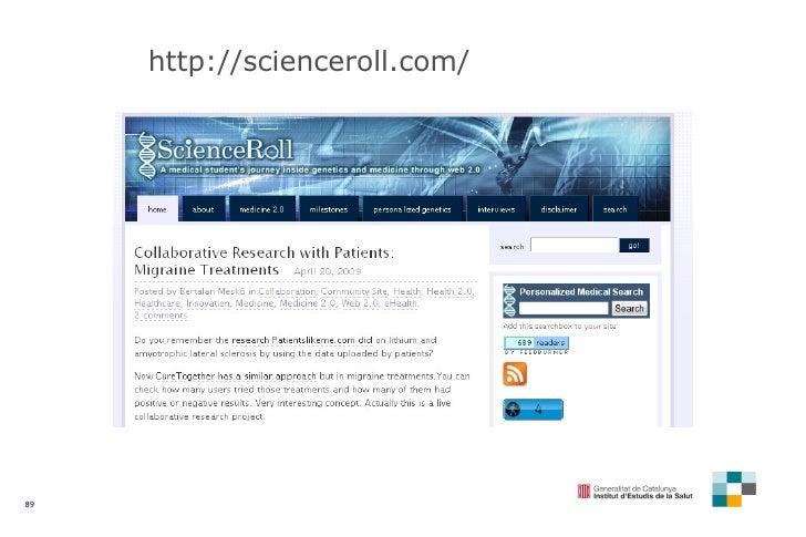 http://scienceroll.com/