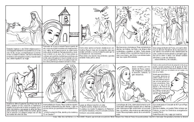 Virtudes de santa rosa lima yahoo dating 10
