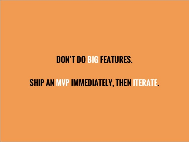 Constant Deploymentmaster is always deployableOptimize deploys to be quickRolling deploys, users see nothingNo big release...