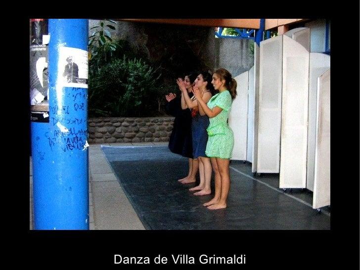 Danza de Villa Grimaldi