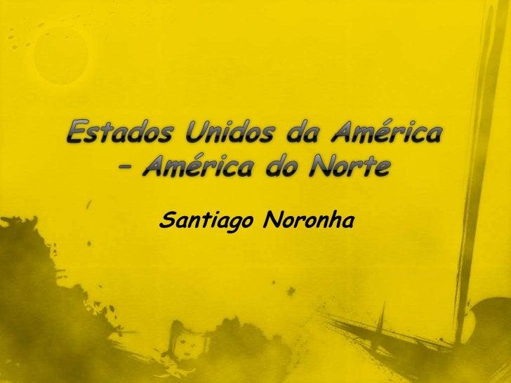 Santiago Noronha