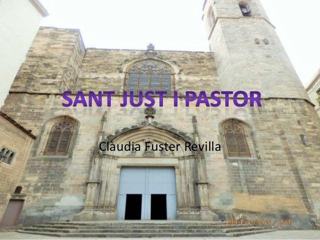 Clàudia Fuster Revilla