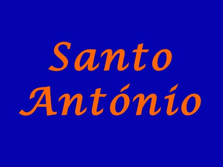 SantoAntónio