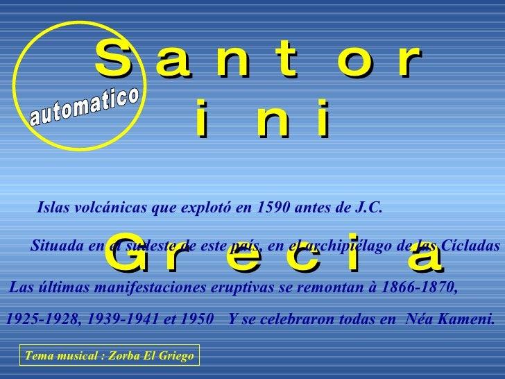 Santorini Slide 2