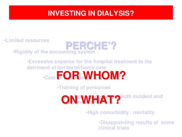 Dialysis Essays (Examples)