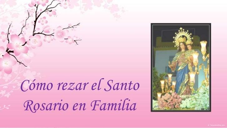 descargar santo rosario pdf