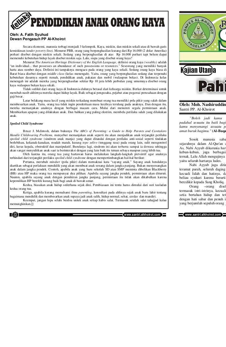 Buletin SANTRI Edisi 34, Vol 04, Maret 2011       Buletin SANTRI Edisi 34, Vol 04, Maret 2011PPPOleh: A. Fatih SyuhudDewan...