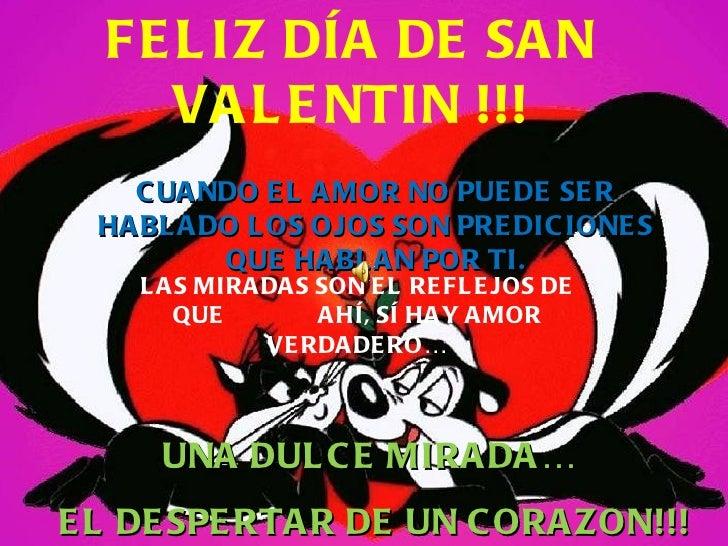 Presentación San Valentin Poemas