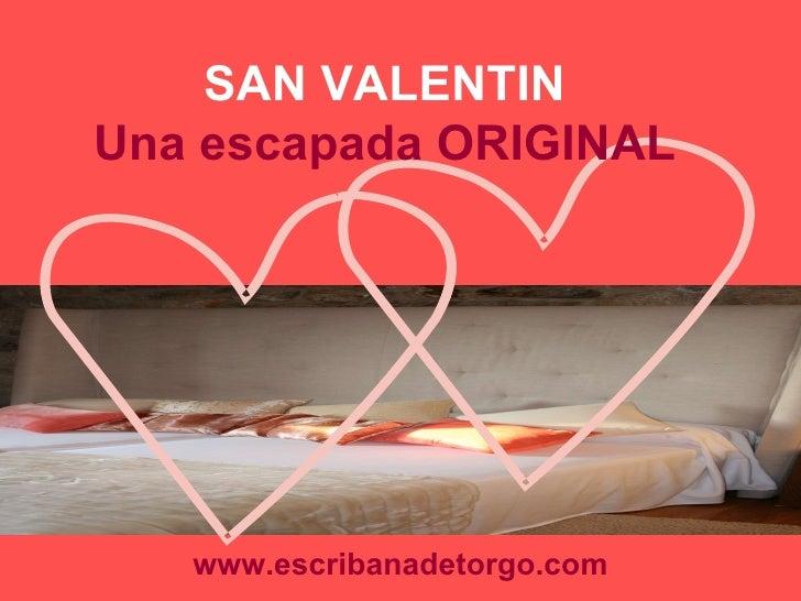 San valentin escapada romantica - Escapada romantica san valentin ...