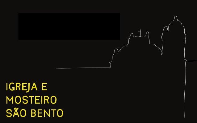 Convento Sao Bento - Arquitetura no Brasil