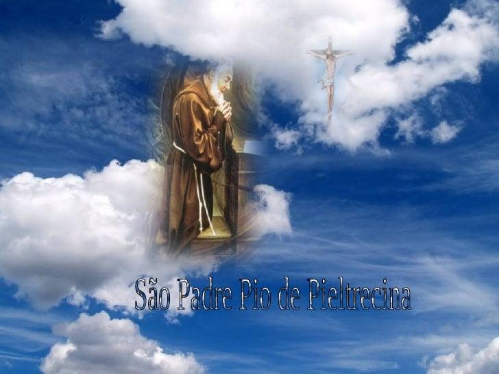 São Padre Pio de Pieltrecina