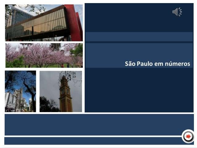 São Paulo em números                               São Paulo em números                       NBome