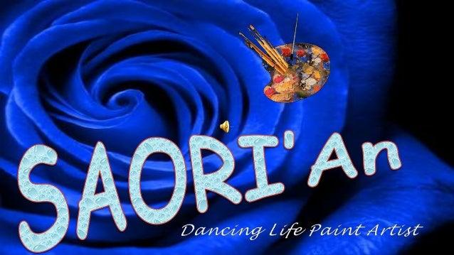Saori Kanda cunoscută și ca SAORI'An - este o renumită artistă și designer japonez. Un talent artistic complet, fiind în a...