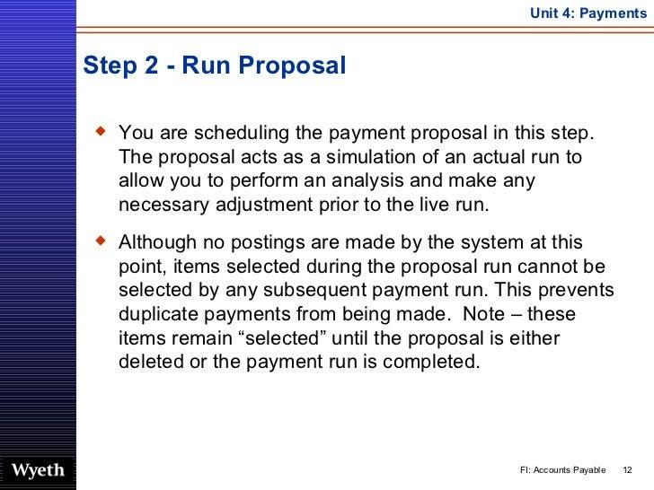 Sap Accounts Payable Payment Httpsapdocsfo