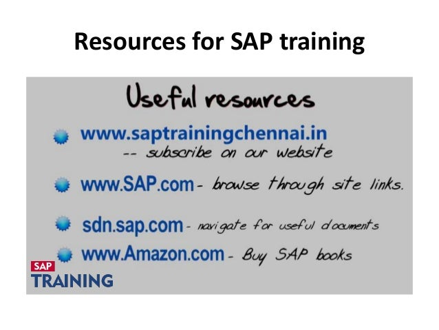 SAP MM Training in Chennai - Home | Facebook