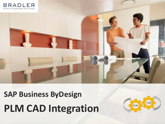 SAP Business ByDesign  PLM CAD Integration